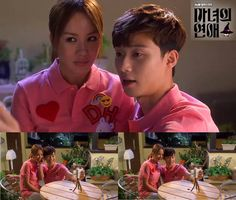 [Current Drama 2014] Witch`s Love / 마녀의 연애 - Page 72 - soompi Couple Tees!!