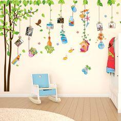 decoracion con fotos collage arbol - Buscar con Google