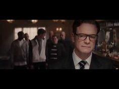 Kingsman: The Secret Service Theatrical Trailer - YouTube