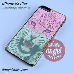 Leopard Hipster Phone case for iPhone 6S Plus and another iPhone devices