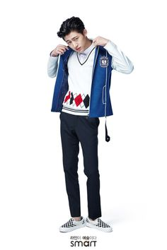 #BI  #iKON Smart Uniform