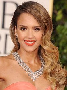 Jessica Alba old hollywood waves -- How to Get Every Type of Wave: We asked the pros to break down every single type of wave and the easiest ways to get each one at home. | allure.com