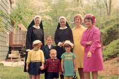Easter in the 1960's