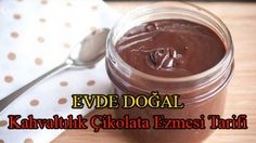 Kahvaltılık çikolata ezmesi tarifi Pudding, Desserts, Food, Tailgate Desserts, Puddings, Dessert, Postres, Deserts, Meals