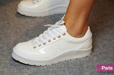 Tendenze scarpe primavera estate 2015 sneakers monocolore