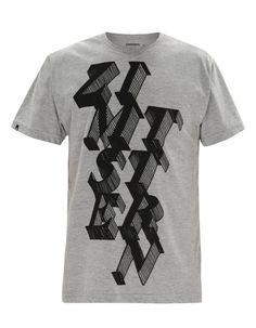 GRAVIER   Men's T-Shirt   Spring / Summer Collection 2012   www.zimtstern.com   #zimtstern #spring #summer #collection #mens #tshirt