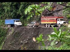 Ben Fogle and Hugh Dennis - Peruvian Andes - World Most Dangerous Roads ... Road conditions, Austrian colony in Peru