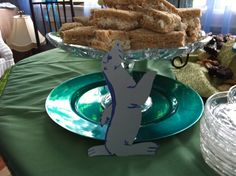 A Sea Lion pointing out the sandwiches - Baby Shower Party Food Shower Party, Baby Shower Parties, Lion Party, Sea Lions, Winter Wonderland, Birthday Candles, Seal, Sandwiches, Food
