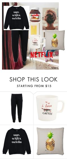 """""""Stay at home"""" by finn-hudson-forever24 ❤ liked on Polyvore featuring Brunello Cucinelli, ADAM, lazy and Home"""
