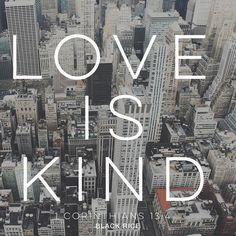 Love is patient and kind; Love does not envy or boast; it is not arrogant. 1 Corinthians 13:4  Have a blessed evening.  #Jesus #REGARDLESS #blckrc #kind #LOVE #Agape #churchflow #yoga #Seattle #free #Bible #art #movement #iLoveWPB #health #fit #tshirt #ministry #Ethiopia #Paris #quotes #friends #beauty #Jamaica #BestOfOver #PalmBeach #NJ #TDot #smile #God