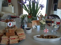 about Jubilee Tea Party on Pinterest | Coronation chicken sandwich ...