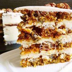 Chef Recipes, Sweet Recipes, Baking Recipes, Dessert Recipes, Russian Recipes, Healthy Desserts, No Cook Meals, Yummy Cakes, No Bake Cake