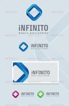 Infinito Mobile Development Logo