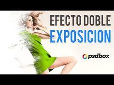 ▶ Efecto Doble Exposicion - Andrei Oprinca - YouTube