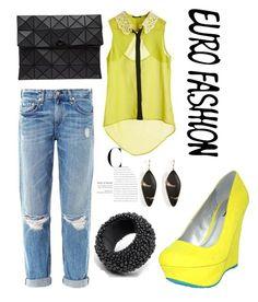 #OutFit #Flourescentes #Fashion #Plataformas