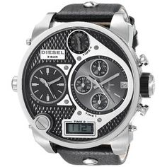 Diesel Men's DZ7125 Time Zone Watch - Free Shipping Today - Overstock.com - 15267915 - Mobile