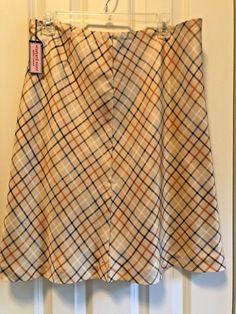 Clothing, Shoes & Accessories Nwt Vineyard Vines Mango Skirt Sz 14