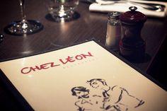 Chez Léon - Cuisine créative du terroir. Article complet sur http://www.happycity-blog.com/2015/02/chez-leon-cuisine-creative-du-terroir.html