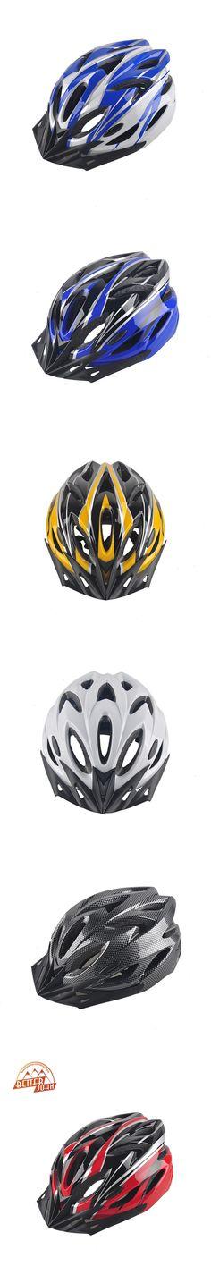 Outdoor Cycling Road MTB Mountain Bike Helmet Ultralight Bicycle Safety Helmet In-mold Helmet 7 Color