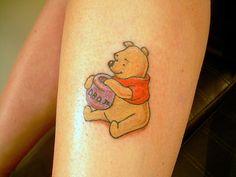 Pooh Bear by newimageink,