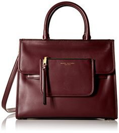 Women's Shoulder Bags - Marc Jacobs Madison NorthSouth Tote Rubino *** Continue to the product at the image link.