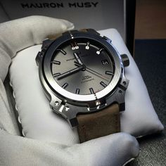 Best Watches For Men, Amazing Watches, Luxury Watches For Men, Beautiful Watches, Hublot Watches, Men's Watches, Cool Watches, Fashion Watches, Modern Watches