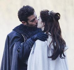 """She grabbed the front of my tunic, pulled me close and kissed me hard.  """"You come back in one piece,"""" she demanded in a fierce whisper."""