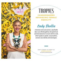 """TROPICS MAGAZINE celebrates powerful women voices on this International Women's Day 2018 under the them: """"Time is Now: Rural and urban activists transforming women's lives"""" Change Maker, 8th Of March, Activists, Powerful Women, Diversity, Equality, Fields, Lust, Countries"""
