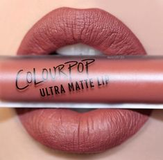 "colourpop ultra matte lip ""wild nothing"""