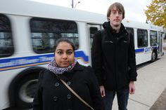 Being left behind tops transit users' list of complaints