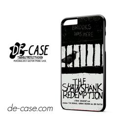 Movie Poster The Shawshank Redemption DEAL-7480 Apple Phonecase Cover For Iphone 6/ 6S Plus