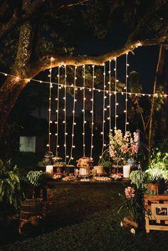 Bohemian Folk Wedding in Brazil