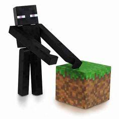 Minecraft Toys Enderman
