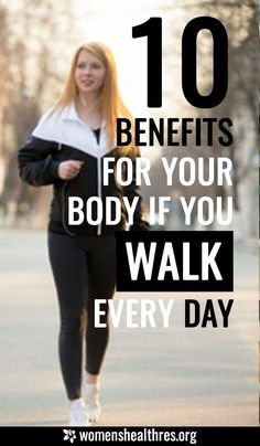 Benefits For Your Body If You Walk Every Day 10 things that happen to your body if you walk every day things that happen to your body if you walk every day Fun Workouts, At Home Workouts, Workout Routines, Walking For Health, Health Walk, Mental Health, Benefits Of Walking, Benefits Of Exercise, Psychology