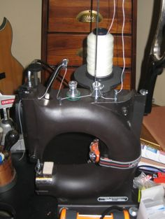 Boss Leather Sewing Machine