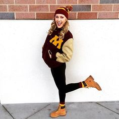 30% off Muk-Luks.com ~~ Code: IVY @ checkout ~~  Sport your Goldy Gophers with Muk Luks adorable game day line!  #Minnesota #Gohpers #Socks  #Footbal #Beanie #Gold #Maroon