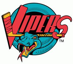 Detroit Vipers  Although they are no longer around, we haven't forgotten the Detroit Vipers