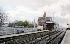 Disused Stations: Six Mile Bottom Station