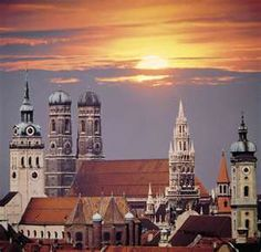 Munich!! Can't believe it's been over 12 years since I've been there...