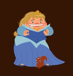E se as princesas da Disney fossem gordinhas? | Estilo