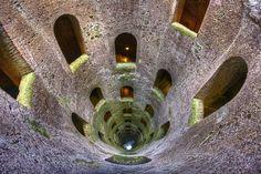St. Patrick's Well in Orvieto.