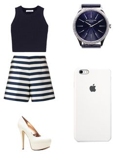 """Untitled #68"" by sara-carvalho-i ❤ liked on Polyvore featuring Elizabeth and James, Moncler and Patek Philippe"