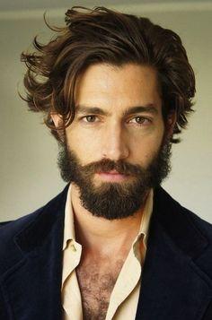 Brilliant Long Hairstyles Men Hair And Men39S Hairstyle On Pinterest Short Hairstyles Gunalazisus