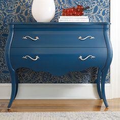 Hooker Furniture Melange Regatta Bombe Chest