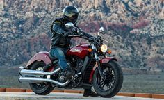 2016 Indian Scout Sixty First Ride Review
