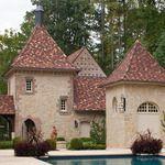 Ludowici roof tiles