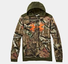 Men's Charged Cotton® Storm Camo Antler Hoodie