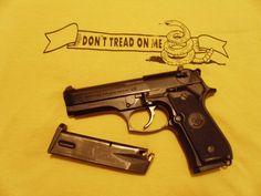My Beretta 92G 9mm - www.Rgrips.com