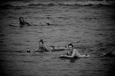 Girls Lovin 'Mini Maccas' #BodyBoarding #Surfing #Chicks #MacaronisResort #Mentawai #Islands