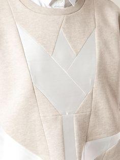 Stella Mccartney Tulip Panelled Sweatshirt - Banner - Farfetch.com